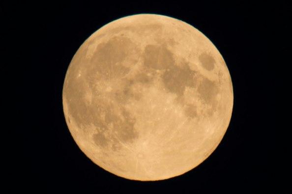 Måneformørkelse d. 18. oktober 2013